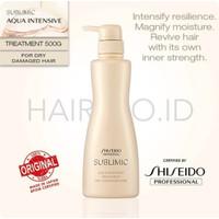 NEW Shiseido Prof SUBLIMIC AQUA INTENSIVE TREATMENT (DRY) 500gr