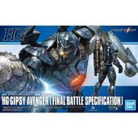 Bandai HG Gipsy Avenger pacific rim uprising avanger gipsi