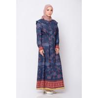 BIA x Poppy Bunga - Prilly Navy Dress Islamic Journey In Ceko - S