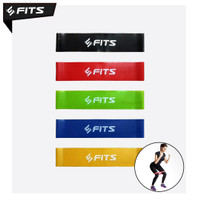 SFIDN FITS 1 SET Resistance Band Yoga / Olahraga / Senam / Aerobic