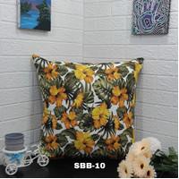 Sarung Bantal Sofa Besar 50x50, 60x60, 70x70 Kanvas, Bantal lantai - SBB 10, 50 x 50