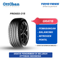 Toyo Tires Proxes C1S 195 65 R15 91V Ban Mobil