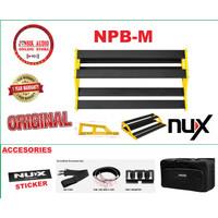 nux bumblebee npbm npb-m pedal board efek gitar