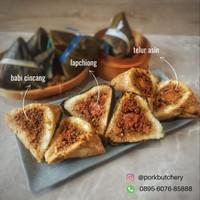Bacang Babi (Beras / Ketan)