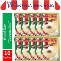 Good Day Cappucino Cappuccino Kopi Instan GoodDay - Renceng Renteng