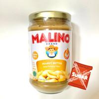 Selai Kacang Halus Tanpa Gula Malino Brand. Diet Keto Peanut Butter