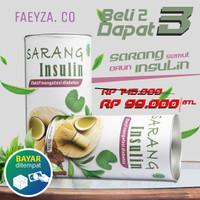 Teh Sarang Insulin Diabetes Obat Herbal Diabetes Kering Basah