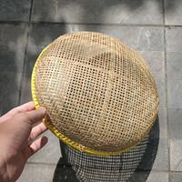 ayakan/saringan bambu kwalitas super