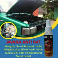 Pengusir Tikus Mobil Paling Ampuh   Javana Anti Rat   Aroma Herbal