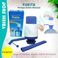 Pompa Galon/Botol Air/Aqua Manual Merk Fukita