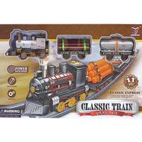 Classic Train Play set / Mainan Kereta Api klasik