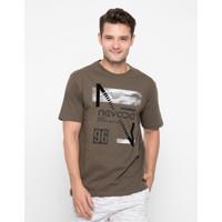 Kaos Nevada Kaos Pria Keren Kaos Kekinian T-shirt Pria