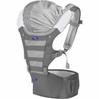 Baby Safe Hip Seat BC005 Grey Gendongan Bayi Abu- Abu