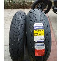 Ban Michelin Pilot Road 5 120/60-17 & 190/50-17 ZX6R MT09 Z1000 CBR650