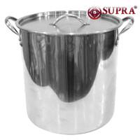 Panci Air Soup Besar STOCK POT SUPRA PANCI TINGGI 30QT Stainless Steel