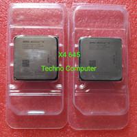 Prosesor AMD Athlon II X4 645 3.1GHz 4-Cores 4-Threads X4-645