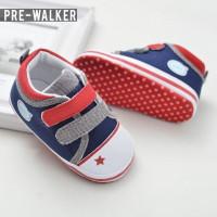 sepatu prewalker bayi laki