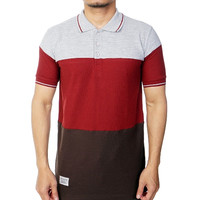 Bloods Polo Shirt Exhale 03 Misty Red