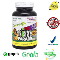 Natures Plus / Nature's Plus Animal Parade SOL Assorted 45 Tablet