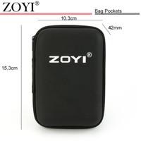 Zoyi Bag Pockets Case ZT102 ZT02A ZT100 ZT98 ZT111 ZT109 ZTS4 S3 S2 S1