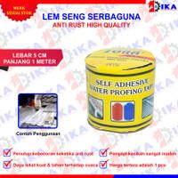 Super seng band kecil / lem genteng bagu asbes anti bocor pipa atap