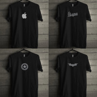 T-shirt Apple Reflective premium catton