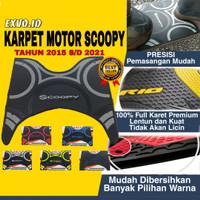 Karpet Motor Scoopy 2015 sd 2020 non karbu