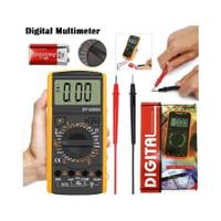 DT9205A Digital Multitester Avometer DT-9205A Multi Tester Layar Besar