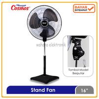 Cosmos 16 SDB Kipas Angin Stand Fan (Kipas Angin Berdiri) Garansi 1 Th