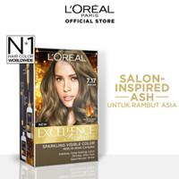 L'Oreal Paris Excellence Fashion hair color 7.17 - Matt Ash