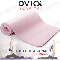 OVICX XQIAO Matras Yoga Mat Yoga Anti Slip Berkualitas Lembut