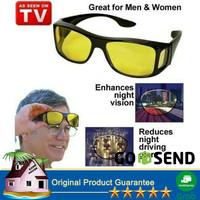 Kacamata Vision Eglasses HD ORIGINAL -BELI 1 DAPAT 2 ! (Night And Day)