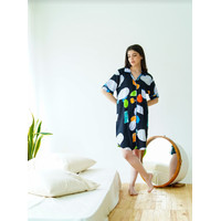 Piyama Wanita Baju Tidur Bahan Adem - Reniza