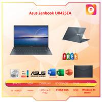 Asus Zenbook UX425EA i5 1135G7 8GB 512ssd IrisXe 80EU OHS -BM551TS
