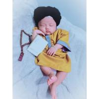 Jubah bayi Gamis bayi laki-laki / Baju koko bayi laki-laki