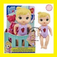Baby Alive Happy Heartbeats Original Bisa Bersuara Mainan Boneka Bayi