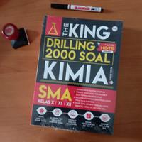 BUKU THE KING DRILLING KIMIA SMA KELAS X, XI, XII