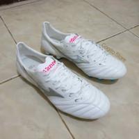 Sepatu Bola Mizuno Morelia Neo 2 II Beta Leather White FootballPremium