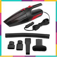 Vacuum Vacum Cleaner Mobil 120W Wet Dry Car Vakum DC 12V Portable
