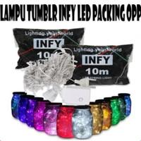 Lampu hias Infy Tumblr LED 10m