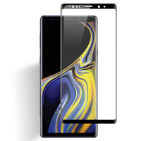 Tempered Glass Full Curve Samsung Galaxy Note 9 Tempered Note 9 Curved