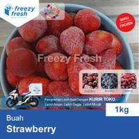 Frozen Berry (Strawberry, BlackBerry, Raspberry), by Surga Berry