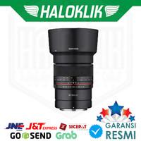 Samyang Lens MF 85mm f1.4 for Nikon Z