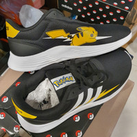 sepatu adidas running pokemon pikachu lite racer 2.0 ORI sepatu lari