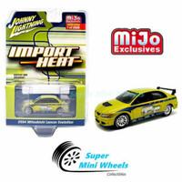 Johnny Lightning 2004 Mitsubishi Lancer Evolution Fast & Furious