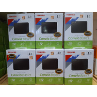 Toshiba Canvio Ready / Basic 1TB Hardisk / Harddisk External USB 3.0