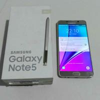 Samsung Galaxy Note 5 Original Second/Bekas
