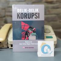 Buku Delik Delik Korupsi Mahrus Ali & Deni