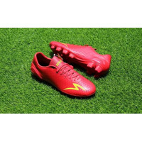 Sepatu bola specs murah Accelerator exocet FG warna merah - 43