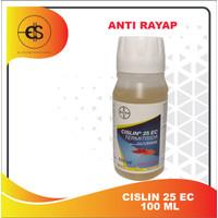 Cislin 25 EC @100 ML (Anti Rayap Bangunan Rumah dan Kayu)